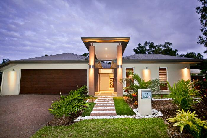 Customised homes