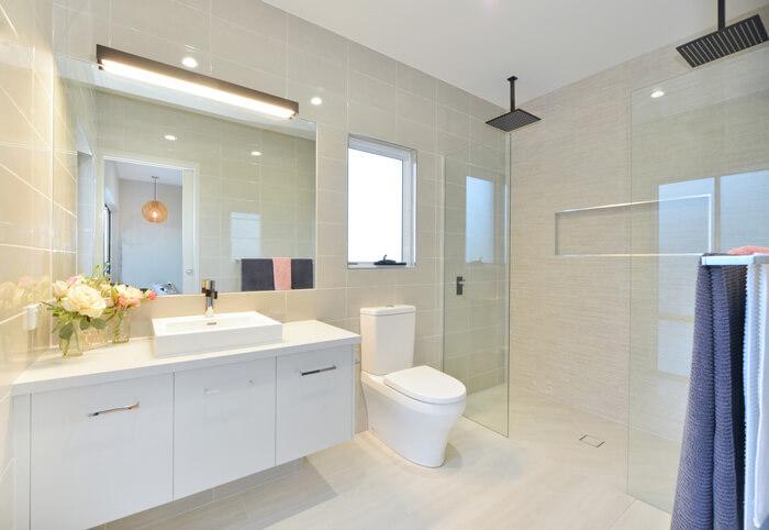 NQ Homes Cooya Display Bath
