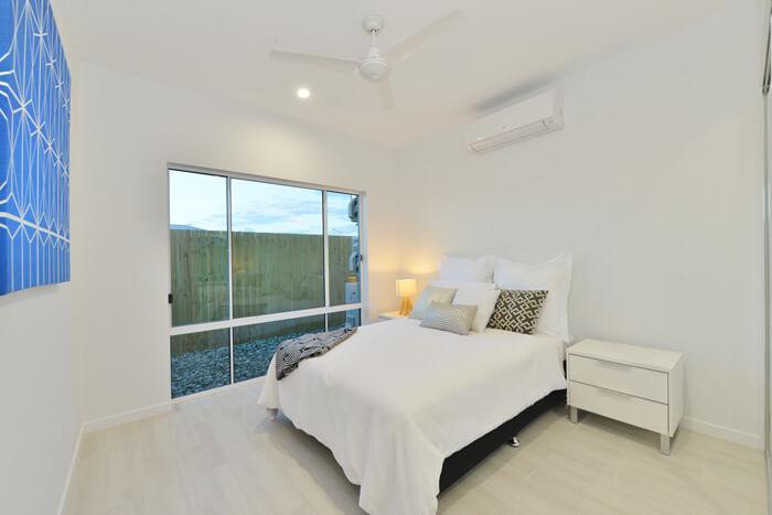 NQ Homes Cooya Display Bedroom 2
